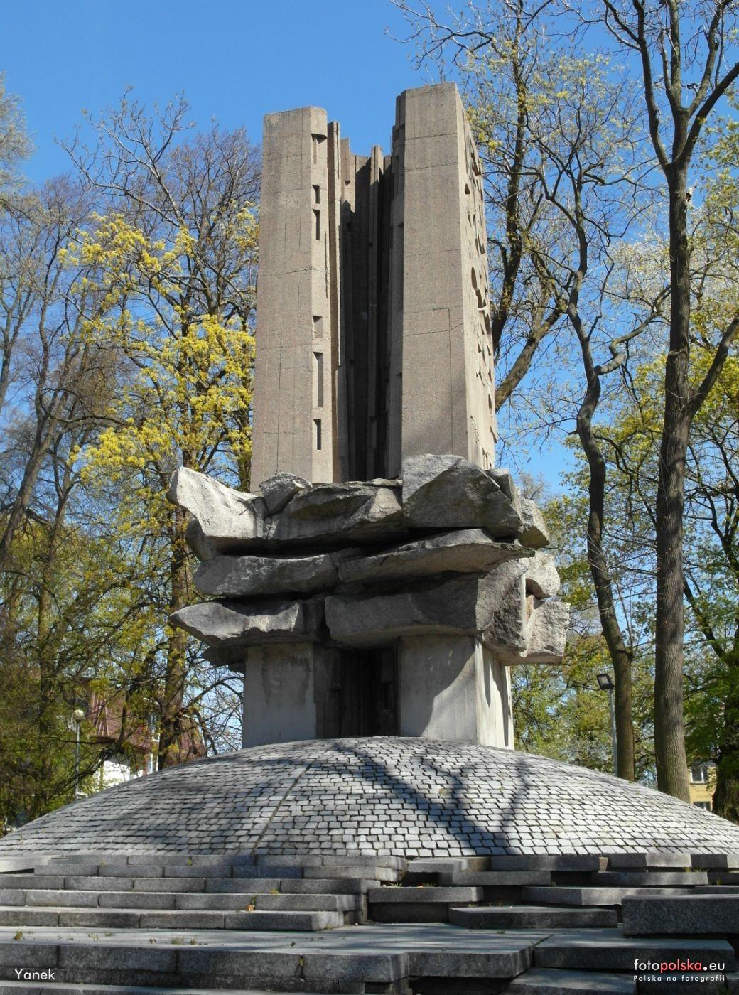 Pomnik Braterstwa Broni w Pucku
